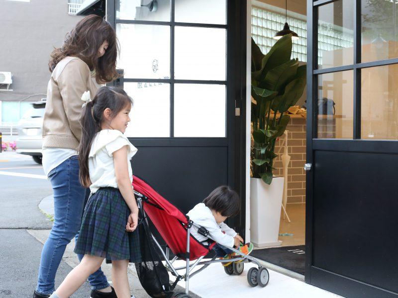 子供カット!親子で通える三鷹の美容室macraméマクラメ
